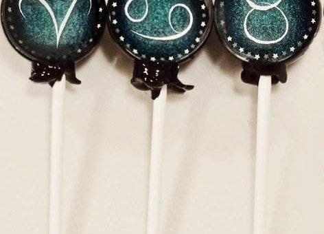 Леденцы на палочке от Priscilla Briggs