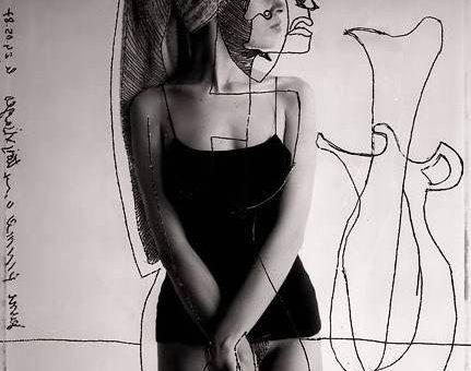 Поп-арт фотография Jean-Francois Lepage