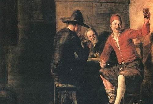 Питер де Хох картины