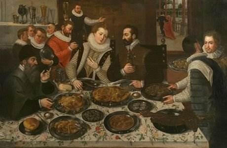 Фламандский художник Лукас ван Фалькенборх