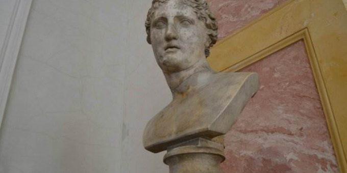 Залы Эрмитажа. Античный мир. Часть 2 (29 фото)