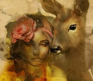Рисунки животных Amy Hamilton