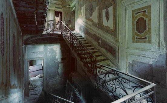 Дома, забытые людьми. Фотограф Thomas Jorion