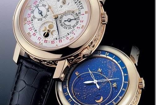 Самые красивые наручные часы (11 фото)