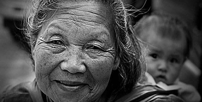 Люди Китая фото Michael Steverson