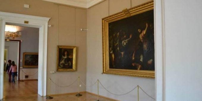 Музей Эрмитаж. Искусство Франции XV-XVIII век (Часть 1)