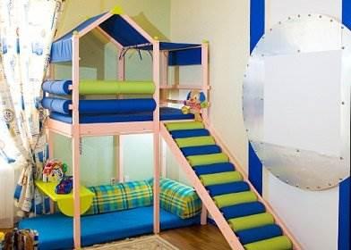 Центр мебели для детей «Гулливер» приглашает в гости