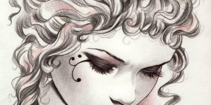 Виктория Франсез (Victoria Frances) картины