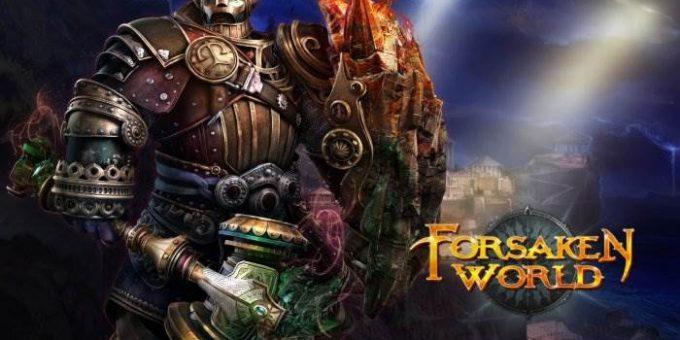 Самое захватывающее видео игры Forsaken World