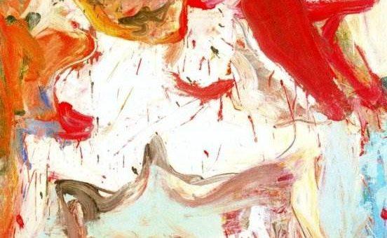 Виллем Де Кунинг картины. Великие абстракционисты