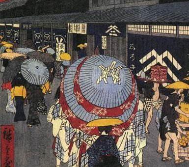 Великий японский художник Андо Хиросиге