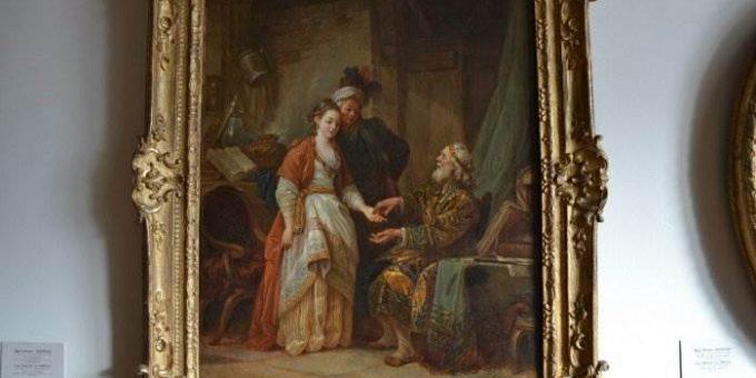 Эрмитаж фото. Искусство Франции XV-XVIII вв. (часть 2)