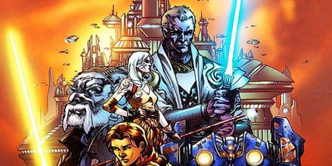Звёздные войны - Рыцари старой Республики комикс онлайн