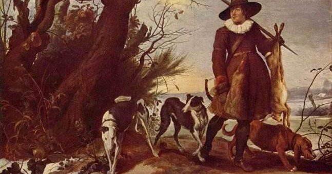 Нидерландские художники XVII века. Ян Вильденс картины