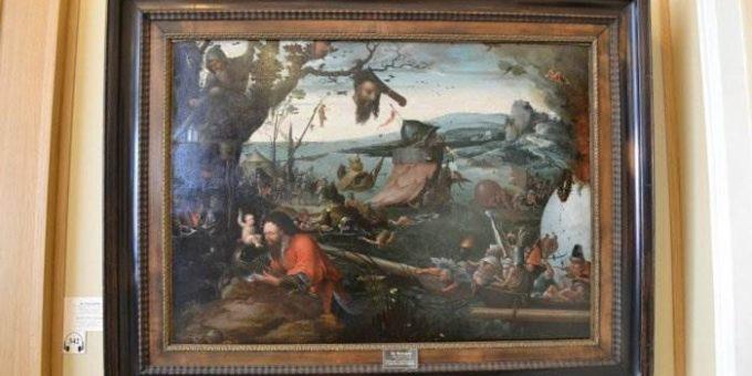 Собрания Эрмитажа. Искусство Нидерландов XV-XVI вв.