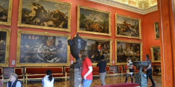 Коллекции Эрмитажа. Фламандское искусство XVII века