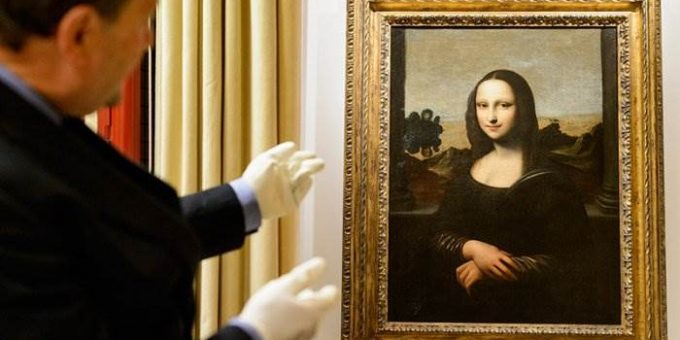Мона Лиза первая версия! Неизвестная картина Леонардо да Винчи