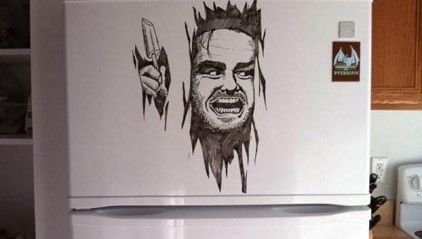 Рисунки на холодильнике. Чарли Лэйтон - Freezer Fridays