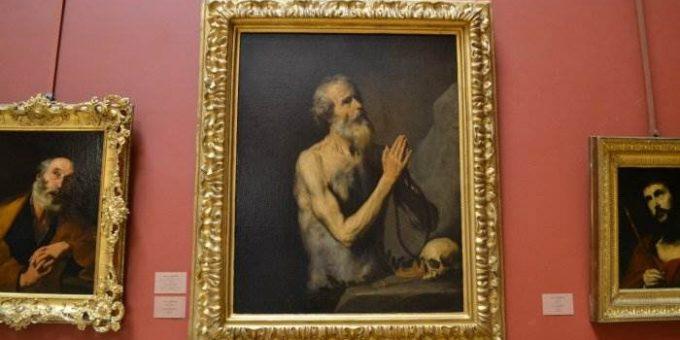 Эрмитаж фото. Испанское искусство XVI-XVII вв.