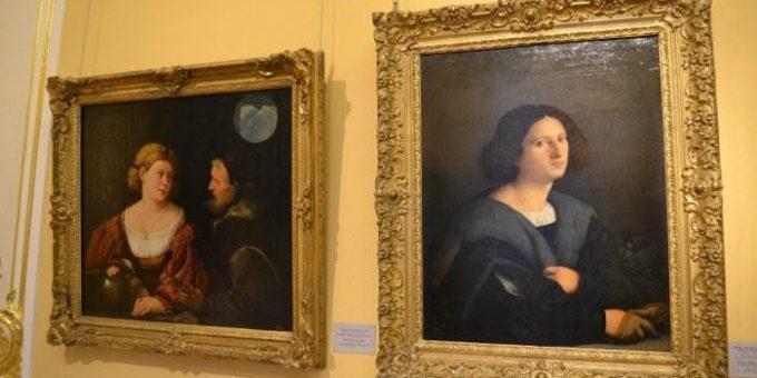 Музей Эрмитаж. Итальянское искусство XIII-XV века