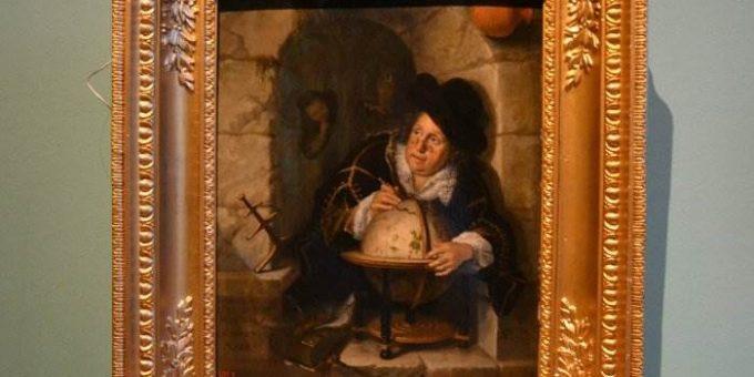 Музей Эрмитаж. Голландское искусство 17 века (1 часть)