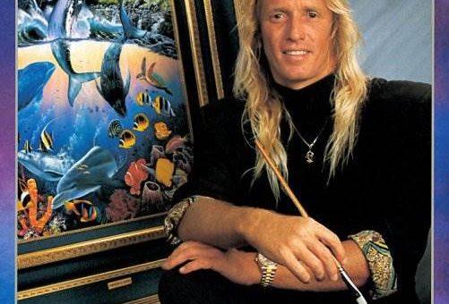 Гавайский художник Кристиан Риес Лассен (Christian Riese Lassen)