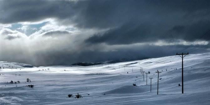 Пейзажи Норвегии. Фотограф Kilian Schonberger