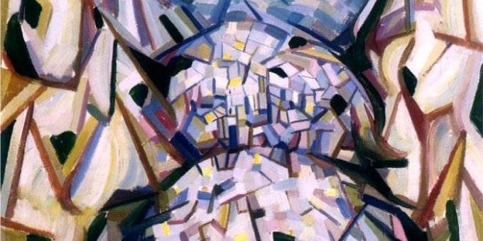 Александр Богомазов картины. Великие авангардисты