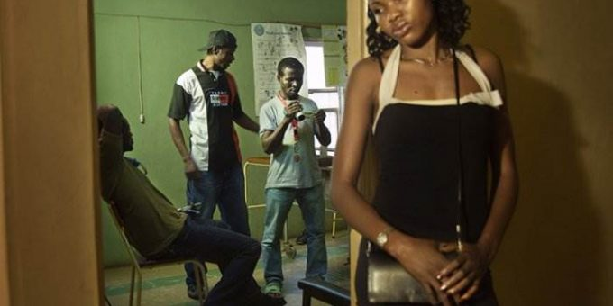 Нолливуд - со съёмочной площадки африканского Голливуда