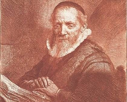 Найден неизвестный офорт Рембрандта