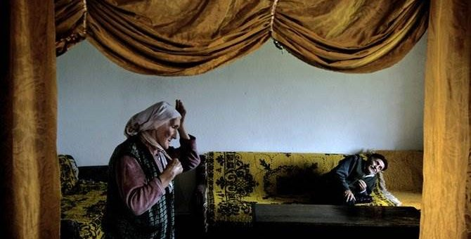 Венгерский фотограф-документалист Tamas Dezso