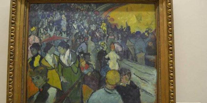 Ван Гог и Гоген в Эрмитаже