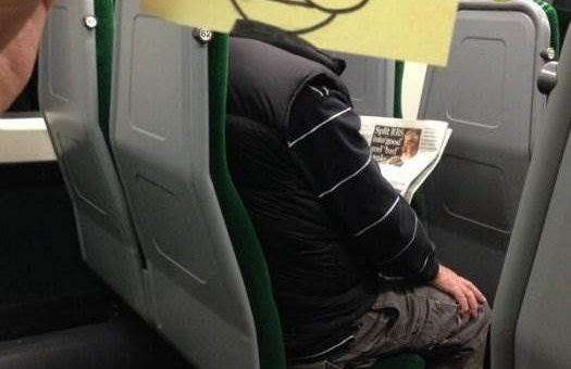October Jones рисунки в поезде