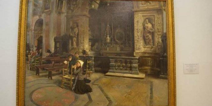 Искусство Западной Европы 19-20 веков (ч.1). Коллекция картин Эрмитажа