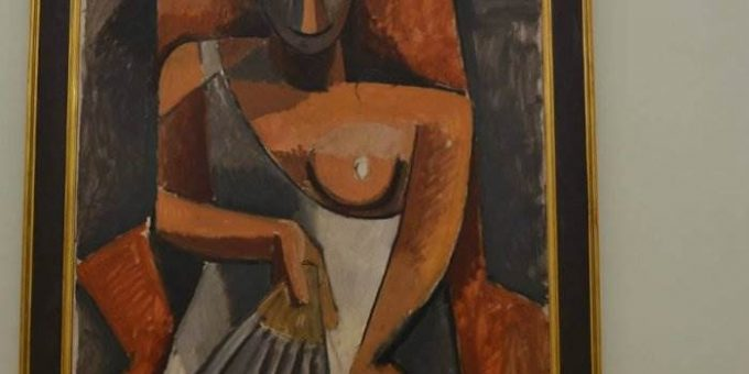 Картины Пикассо в Эрмитаже