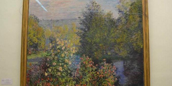 Картины Ренуара, Моне и Сезанна в Эрмитаже