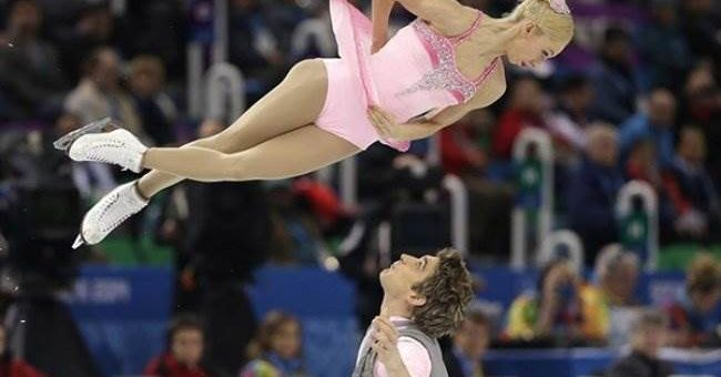 Захватывающее фигурное катание фото. Олимпиада в Сочи 2014