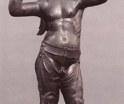 Донателло великий итальянский скульптор