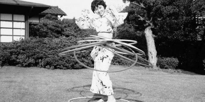 Ретро фото Япония 50-х