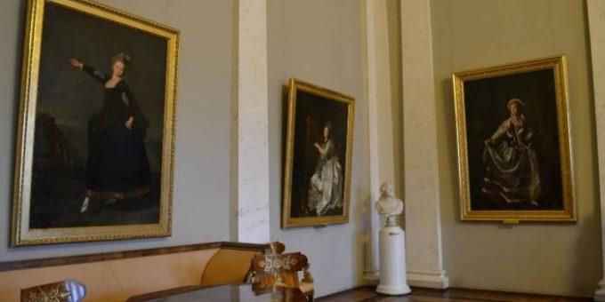 Русский музей (Михайловский дворец) картины
