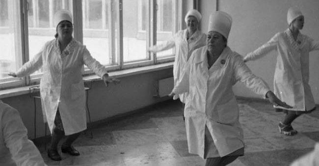 «ТРИВА» группа фотографов из СССР