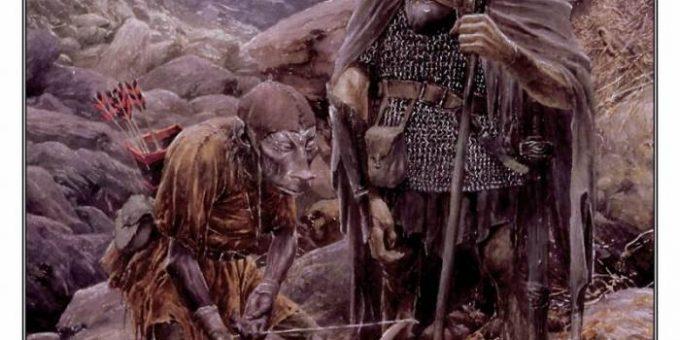 Алан Ли иллюстрации книг Дж.Р.Р.Толкина