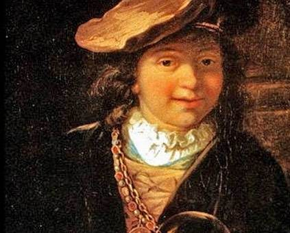 Найдена украденная картина Рембрандта «Мальчик с мыльным пузырем»