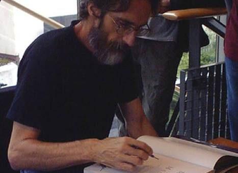 Художник Джон Хоу (John Howe) фэнтези рисунки