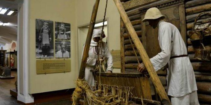 Этнографический музей: Народы Повольжья и Приуралья