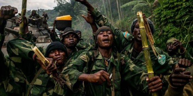 Конго фоторепортаж от National Geographic