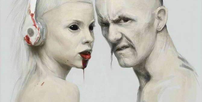 Цифровая художница Божена Доду - знаменитости