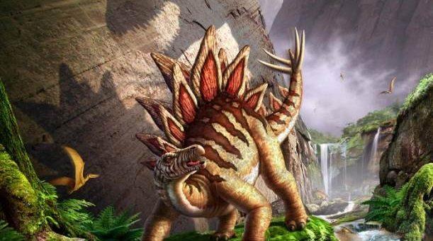 Динозавры, животные и фэнтези от художника Jerry LoFaro