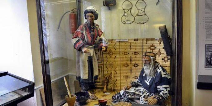 Кунсткамера СПб. Экспозиции: Япония, восточная и юго-восточная Азия
