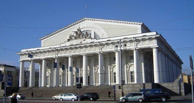 Здание Биржи в СПб отдали Эрмитажу под новый музей